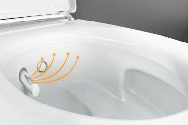 Geberit Aquaclean Mera Comfort Dryer