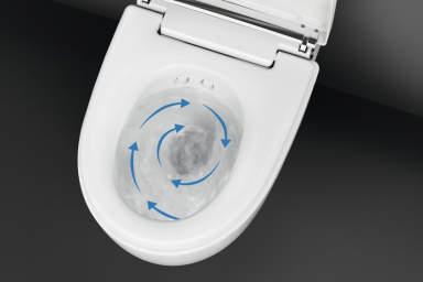 Geberit Aquaclean Mera Comfort Turboflush